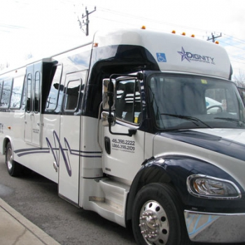 Our Services: Wheelchair Accessible Buses